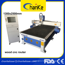Ck1325 Acrylic MDF Alumnium Wood CNC Router for Cabinet Wooden Door Crafts