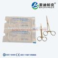 Poche en plastique jetable médicale de papier d'individu de seringue médicale
