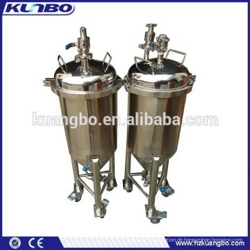 Gärungsbehälter der wirtschaftlichen hygienischen Qualität SS 304 für Brauerei, Kneipe