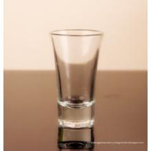 100мл Популярная дизайнерская вырезка Glass Tequila Shot Glass
