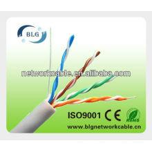 1000m cable del LAN del cat del utp