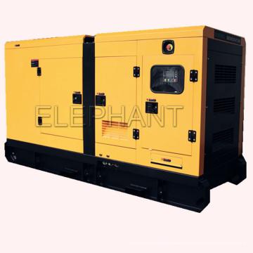 18kVA дейст Мощность двигателя Тепловозный Звукоизоляционный