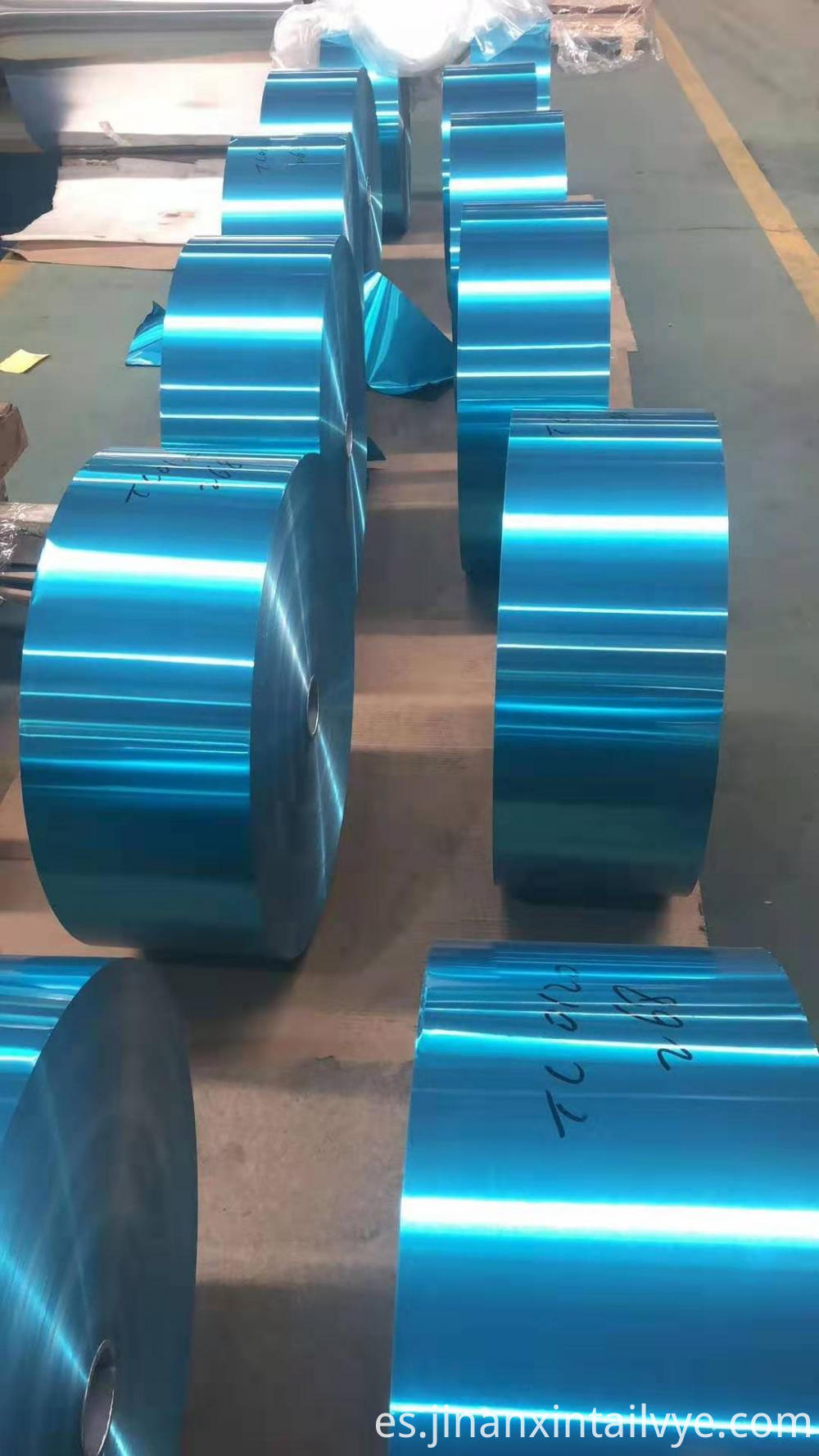 Aluminum Coil for Mechanical Parts