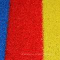 Chino arco iris rojo blanco hierba artificial