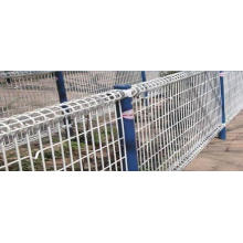 Galvanized/PVC Coated Double Loops Fence