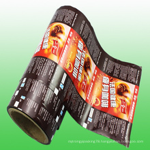 Coffee Packaging Film/Plastic Coffee Film/Coffee Film with Valve