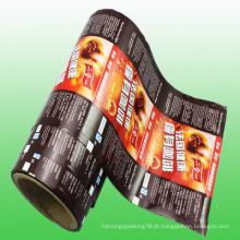 Embalagem de café Filme / filme de café plástico / filme de café com válvula