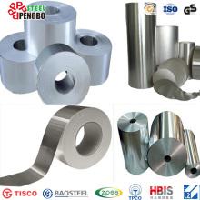 Tubo de aluminio para piezas del congelador del refrigerador