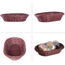 (BC-R1006) High Quality Manual Craft Rattan Basket