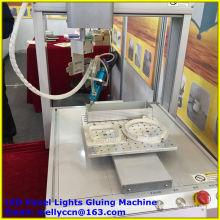 Máquina de colagem de luz do painel do diodo emissor de luz