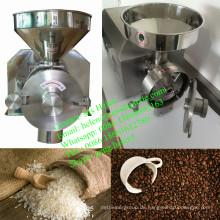 Kleine Kaffeebohnenschleifmaschine, Weizenmühle