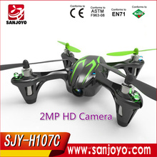 Hubsan X4 H107C 2.4Ghz 4CH Mini RC Quadcopter UFO With HD Camera Recording RTF hubsan drone with camera