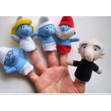 Juguetes de los niños, juguete plástico del dedo
