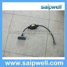 Горячая распродажа программируемый термостат отопления 120V 220V 15A 20A