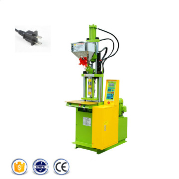 Cable Plug Hydraulic Plastic Injection Moulding Machine