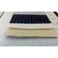 Plain Leinenhemd Stoff für die Herstellung von China Lieferanten solide