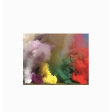 corantes para fumo pirotécnico / fogo de artifício / vermelho / laranja / amarelo / roxo / azul