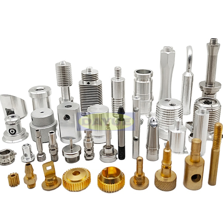 Brass And Stainless Steel Turned Parts