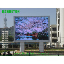 LED-Zeichen-Brett im Freien P14 farbenreiches