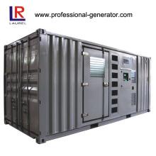 Générateur Electrique Cummins 800kw 1000kVA pour Big Power Plant