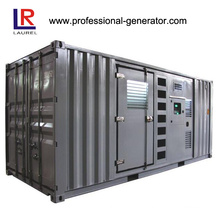 800kw 1000kVA Cummins Electrical Generator for Big Power Plant