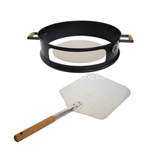 57 cm Kettle Pizza Ring für 22,5-Zoll-Kettle Grills