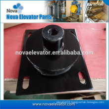 Elevator Anti-Vibration Pad with Four Holes