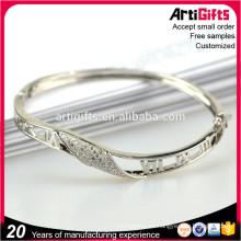 pulsera de plata esterlina de cadena excelente calidad