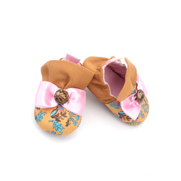 Brown Noble Baby Elegant New Coming Cute Shoes