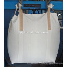 Container saco de embalagem de minério de ferro, saco a granel, U tipo sobre bloqueio de costura, alta UV tratada