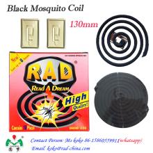 130mm Rad Venta caliente China Mosquito Killer Coil