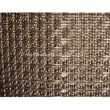 Mesh Crimped Wire Woven Mesh