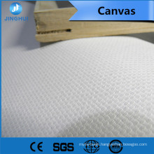 Hot sale 260gsm matt polyester art canvas for Displays