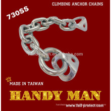 730SS-12 Stainless Steel Climbing Chain Anchor