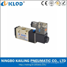 Solenoid valve 110v /Two-position Five-way /Aluminum Alloy Pneumatic Solenoid Valve