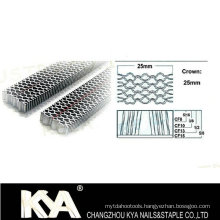 CF Four Corrugated Staples for Furnituring