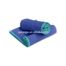 Atacado barato super absorvente toalha de microfibra toalha de viagem microfibra esportes