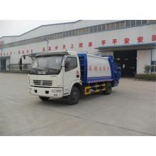 Dongfeng Dolika 8cbm Compactor Type Garbage Truck