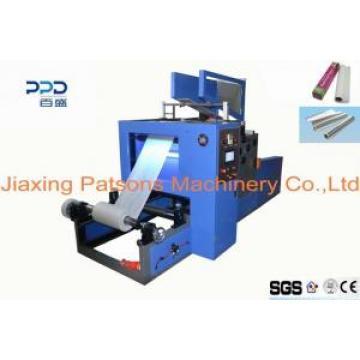 China Professional Fabricação Automática Food Wax / Silicone / PE Papel / Casa Foil Rewinder