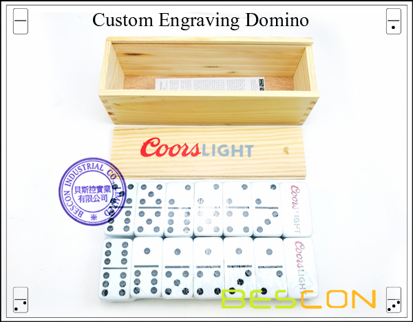 Custom Engraving Domino-3