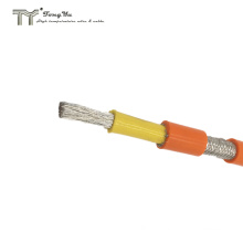 Flexible underwater electrical power cable wire water resistant