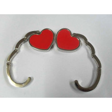 Accessoires pour sac à main pliants en forme de coeur (F2006A)