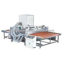 YX2500 - Máquina lavadora de vidro para limpar e secar peças de vidro com largura de 400 * 400 mm a 2500 mm