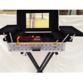 Wheeled Drawer Make up Case with Mirror