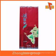 Al folha de vácuo embalagem china Ferro buddha saco de chá