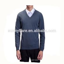 Suéter de cachemira de moda de otoño e invierno de alta calidad