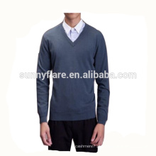 Camisola de cashmere de moda de outono e inverno de alta qualidade