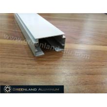 Aluminiumkopfschiene für vertikales Fenster Toldo