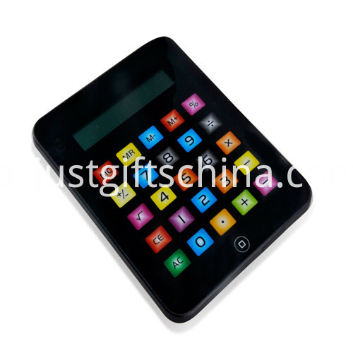 Promotional Students Led Tablet Calculator _1