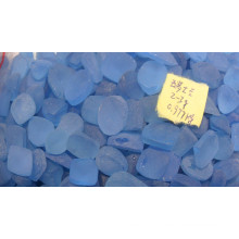 Topaze bleu Suisse préformé bruts de pierres précieuses en gros